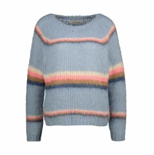 Agathe knit jeans