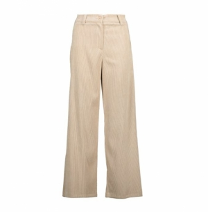 Romy trousers. off white