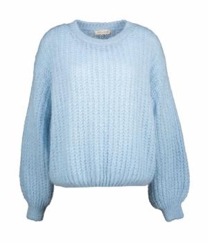 Sasha knit light blue