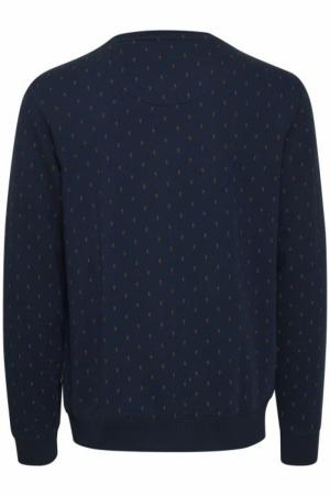 Sweatshirt Dress blue