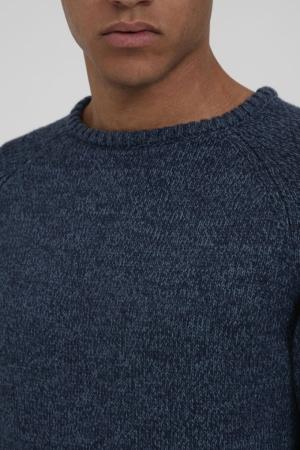 Pullover Dress blue
