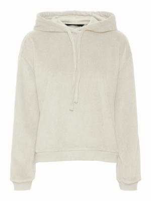 Kammie avy rib hoodie logo