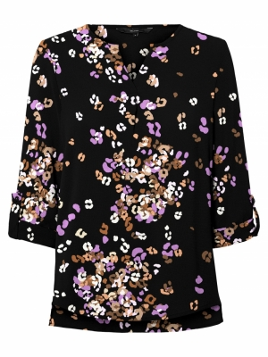 Ea blouse logo