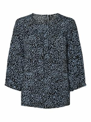 Tania blouse logo