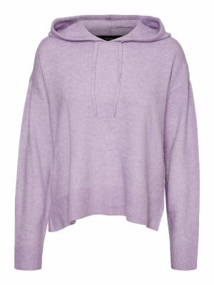 Lefile hood blouse  logo