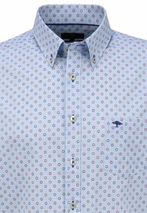 Shirts Earth-blue