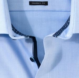 Hemd Modern fit Blauw