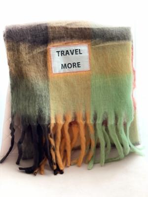 Sjaal Travel More logo